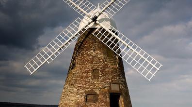 Le Moulin solitaire