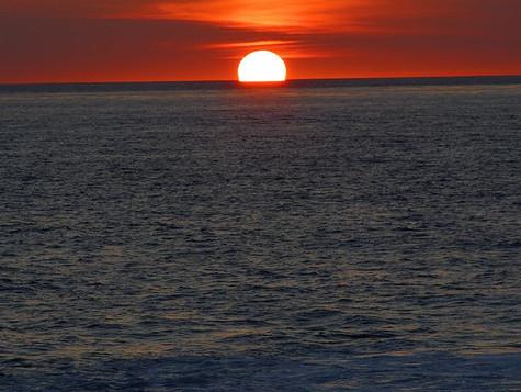Et le soleil...