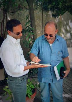 With Salvatore Sciarrino