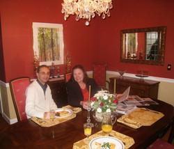 With Sue T. Klausmeyer