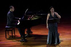 With soprano Antonella De Chiara
