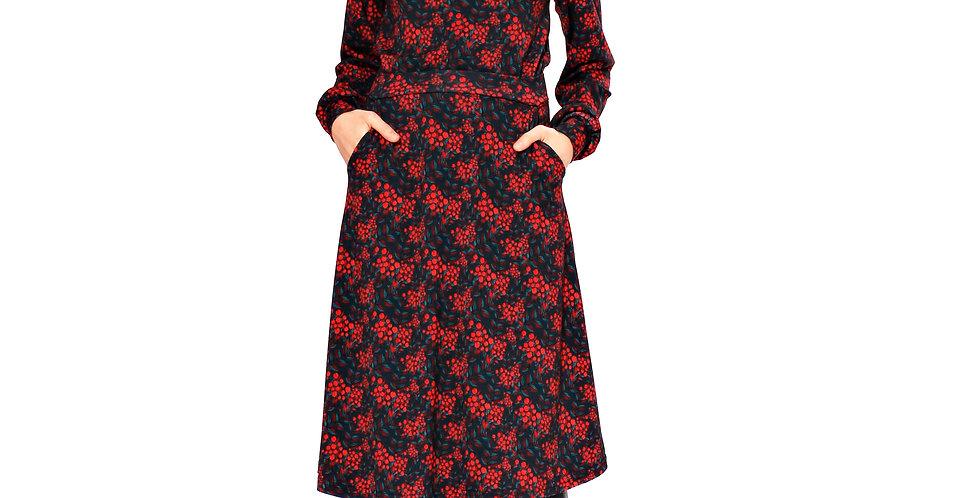Dress Sophia berry