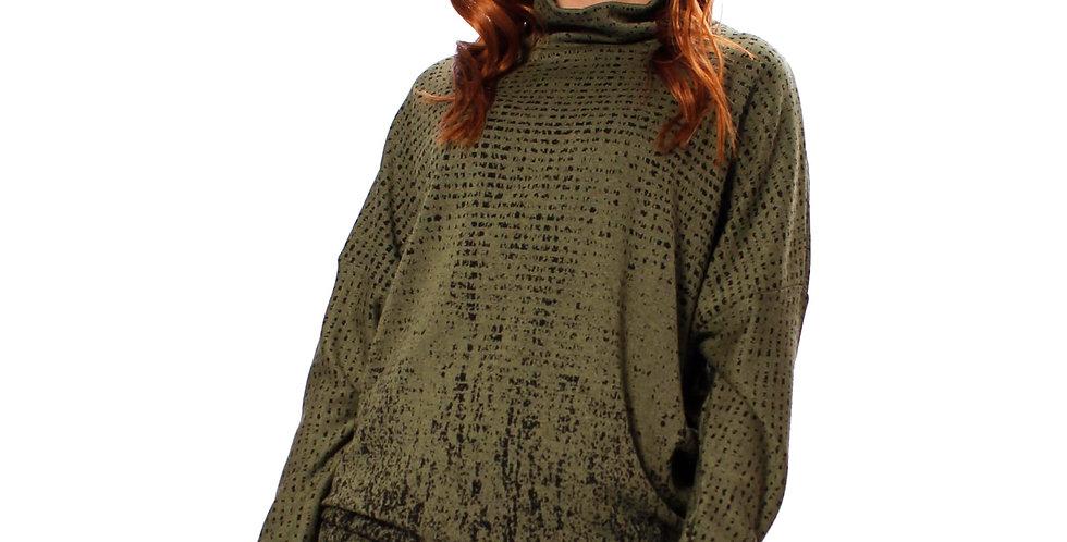 Sweater Pippa grün