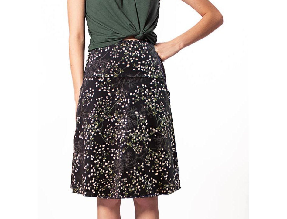Skirt Jasmin cps black