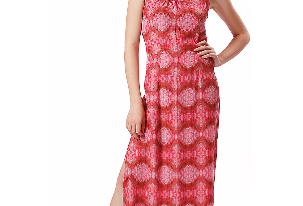 Dress Lori orange island