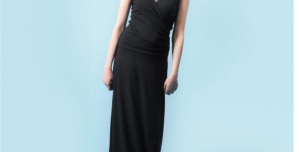 Maxidress Tilly black