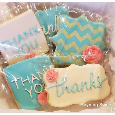 A _Sweet_ way to say Thank you!_#Rayning