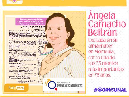 Una vida para la ciencia - Invitada Angela Camacho