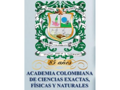 Programa celebración 85 años de la Academia Colombiana de Ciencias Exactas Físicas y Naturales