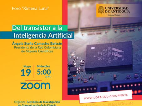 Del transmisor a la inteligencia artificial