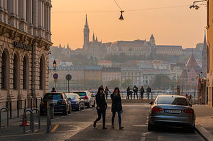 Budapest Half-Day Walking Tour