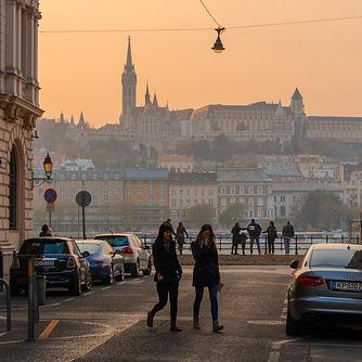 Budapest Half-Day Walking Tour