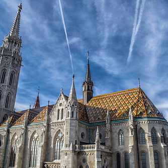 Culture and Architecture - Budapest