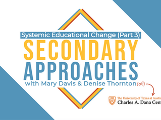 S2 Ep13: Secondary Approaches with Mary Davis and Denise Thornton