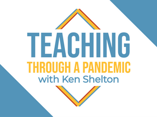 S2 Ep2: Teaching Through a Pandemic with Anne Marie Owings