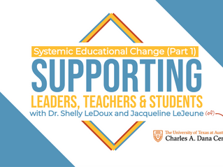 S2 Ep11: Supporting Leaders, Teachers & Students with Dr. Shelly LeDoux and Jacqueline LeJeune