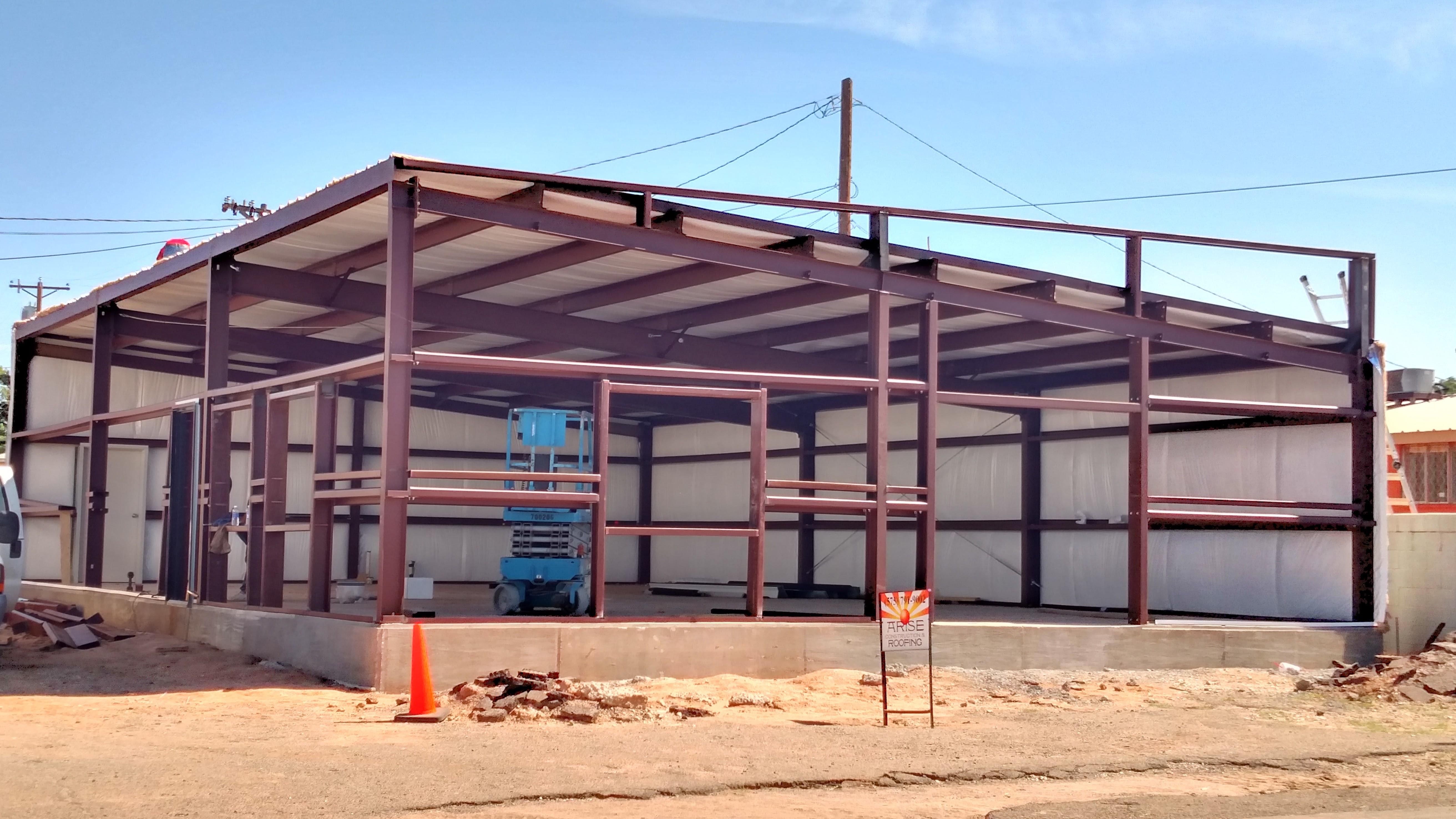 Arise Commercial Construction