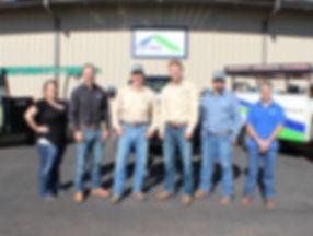 CMB Garage Door Team photo