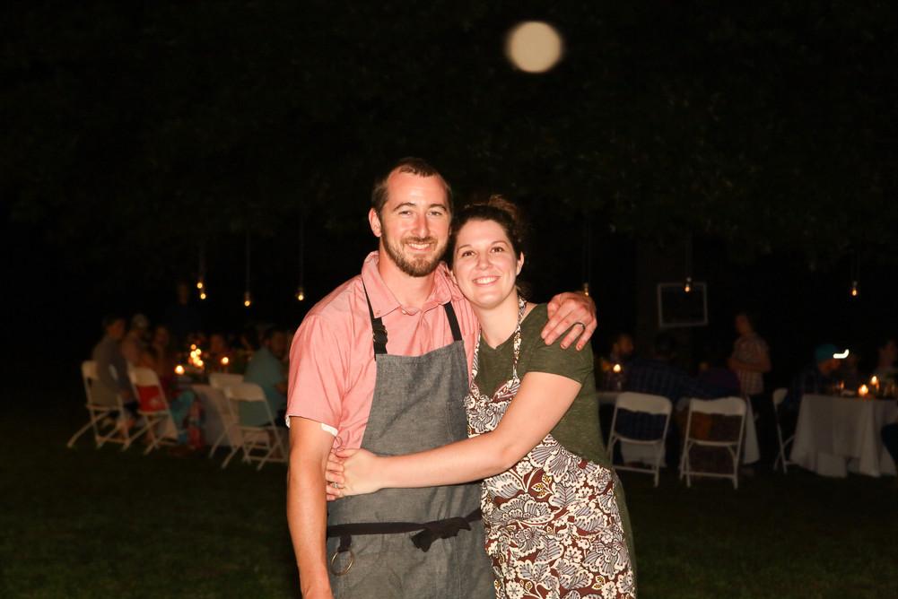 Megan and Blake Gotliffe