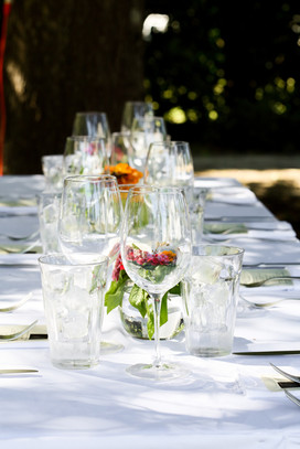 Catering by Under the Oak, North Carolina