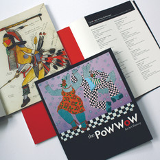 Oh Pow Wow, an Art History