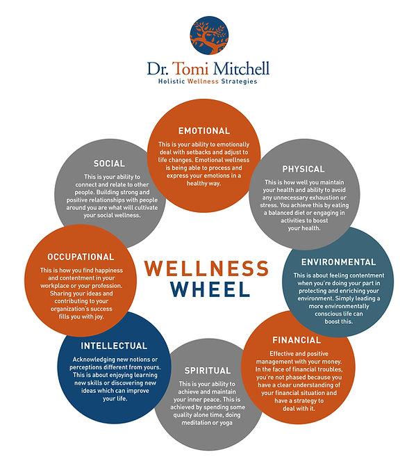 Holistic Wellness Strategies Wellness Wh
