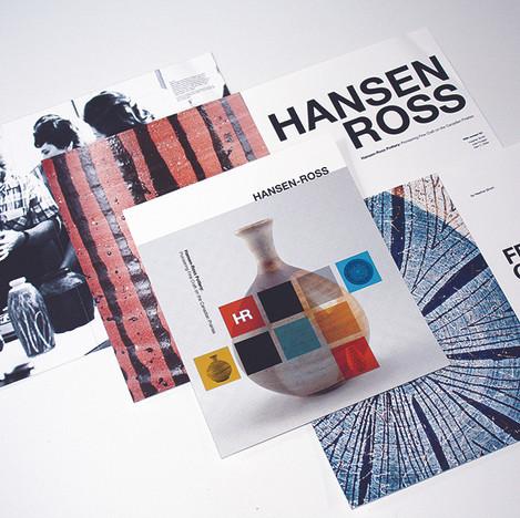 Hansen Ross Pottery