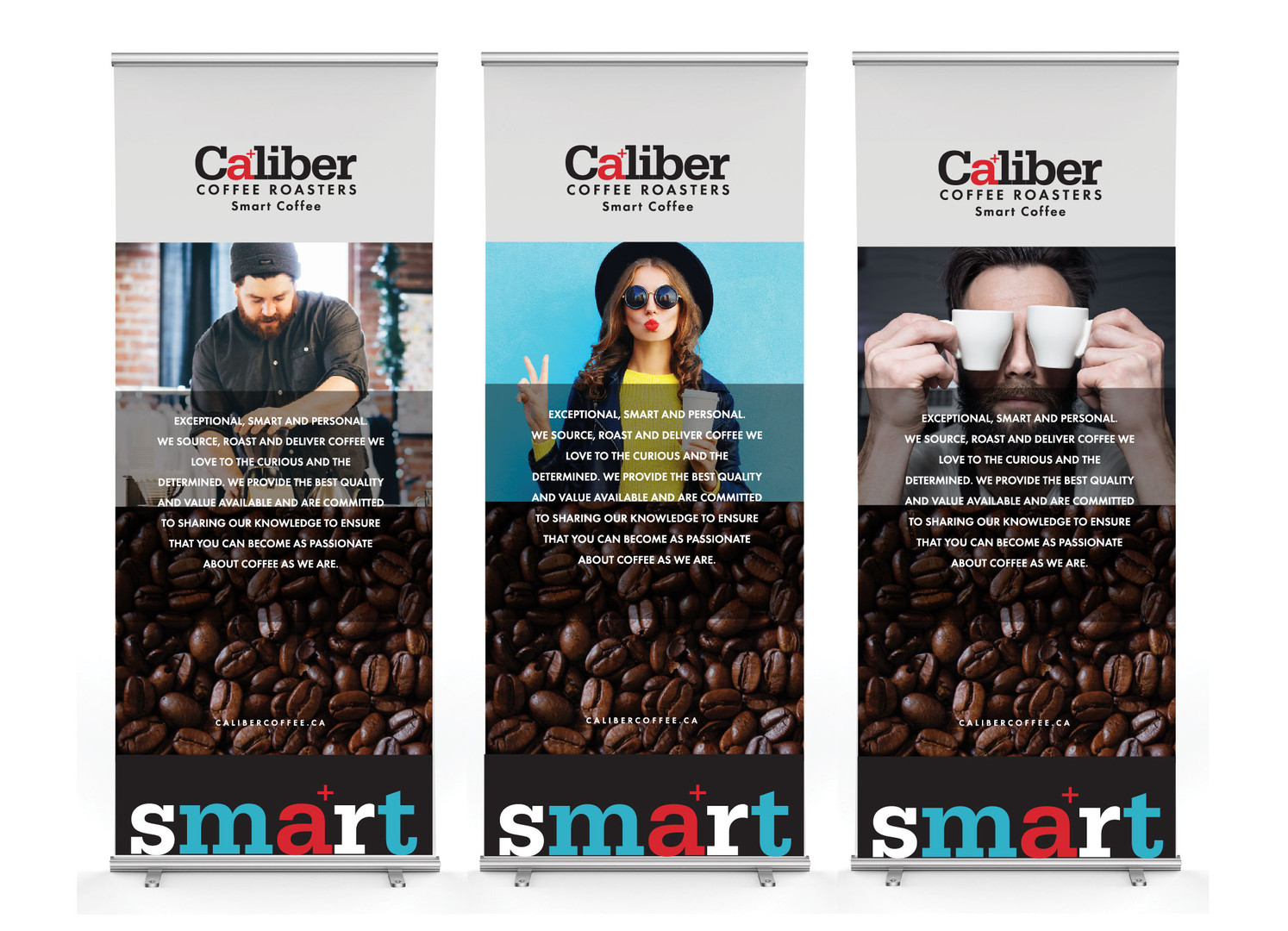 Caliber Coffee Roasters