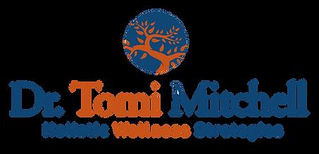 Dr. Tomi Mitchell Horozontal Web Logo-01