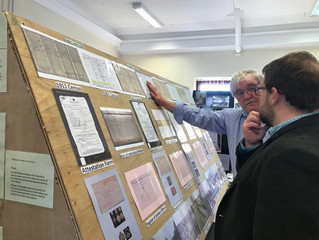 Maesteg Legion Opens World War One Exhibition