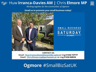 Small Businesses Receive a Boost from AM and Local MP