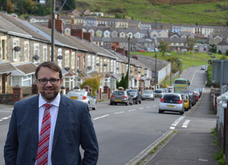 """I Will Not Make My Constituents Poorer"": Ogmore MP Votes Down Brexit Deal"