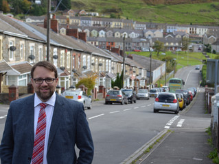 """""""I Will Not Make My Constituents Poorer"""": Ogmore MP Votes Down Brexit Deal"""