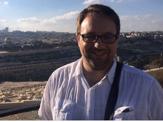 Chris Elmore MP visits Palestinian territories and Israel