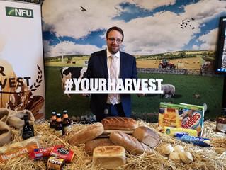 Chris Elmore pledges support for UK arable sector