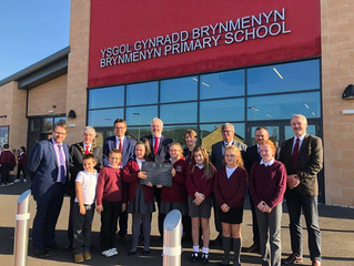 Ogmore's 3rd New School in 3 Months