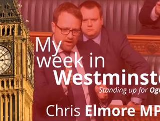 My Week in Westminster