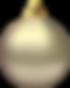 Transparent_Christmas_Gold_Ornament_Clip