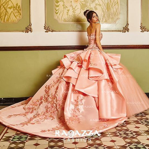Quinceanera Dress By Ragazza (B86-386)