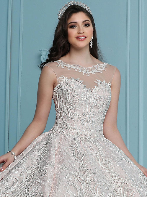 Quince Royale (Style 41293) in Blush