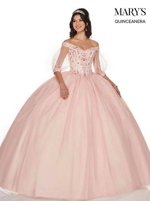 Carmina Quinceanera Dresses (STYLE: MQ1050)
