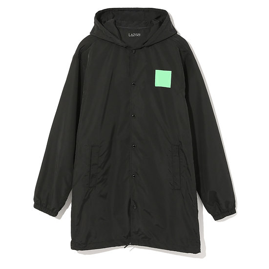 LONG WINDBRAKER JACKET