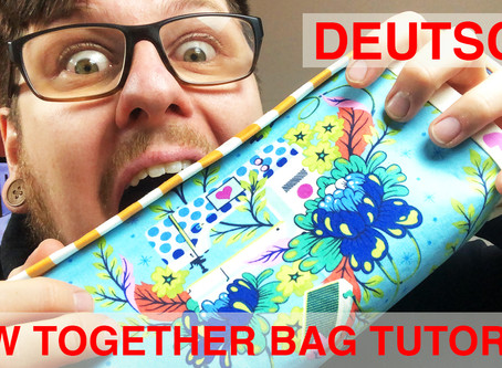 New Video - Sew Together Bag Tutorial
