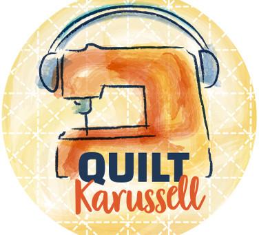 Ich bin zu Gast beim Quilt Karussell Podcast