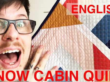 New English Video - Snow Cabin Quilt