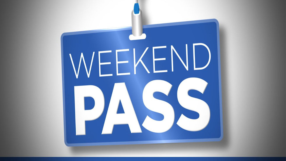 Local's Weekend Pass