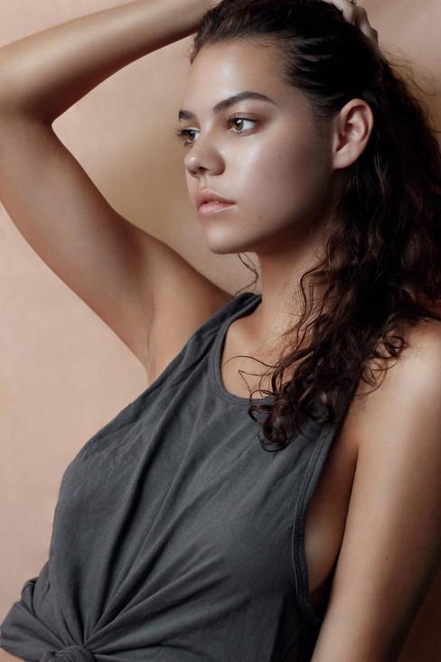 Photographer: Julian Delapaz Model: Jess from Willow Model Management