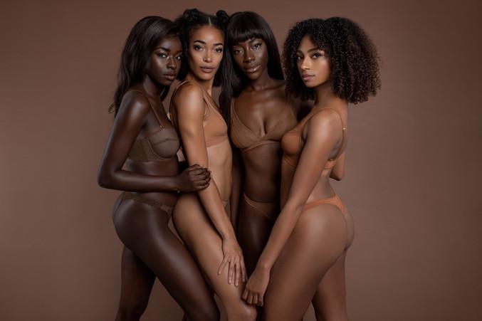 Photographer: Gabriel Mokake Nubian Skin