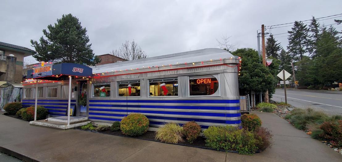 The Madison Diner on Bainbridge