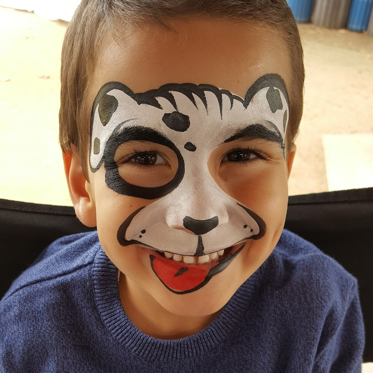 kitsap county face painting